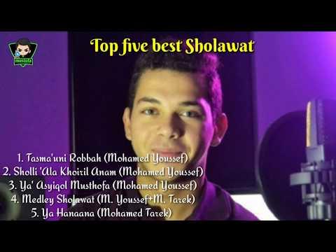 Mohamed Youssef Top 5 Best Sholawat