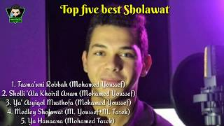 Mohamed Youssef Top 5 Best Sholawat