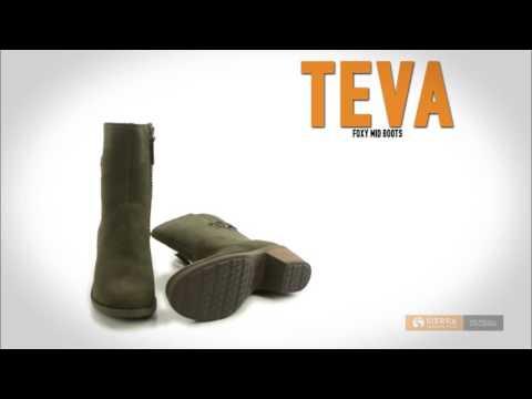 Teva Foxy Mid Boots (For Women)