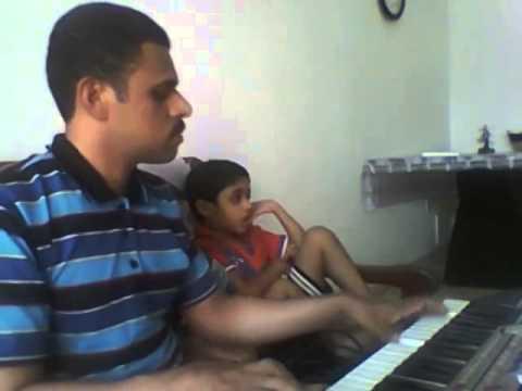 Oru nalilen manam thengi - sung by Saju.M christian malayalam devotional song
