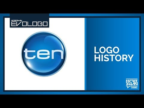 Network Ten Productions Logo History | Evologo [Evolution of Logo]
