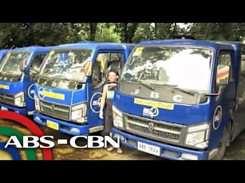 Bandila: Bagong jeepney, pumasada na