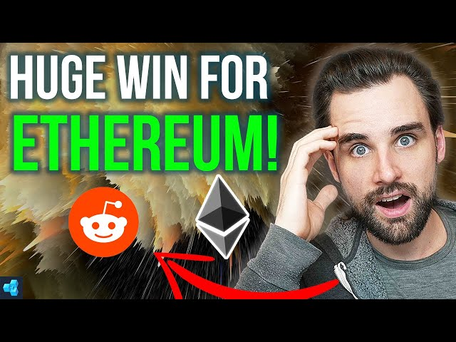 🔴This is a HUGE WIN for Ethereum!