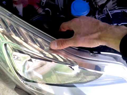 форд фокус 3 замена лампочки