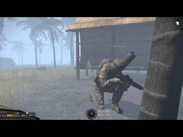 [Arma 3] Ambush In The Fog