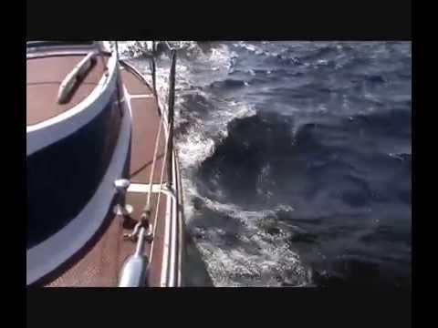 Sailing a Newbridge Pioneer Pilot on the Clyde 2009