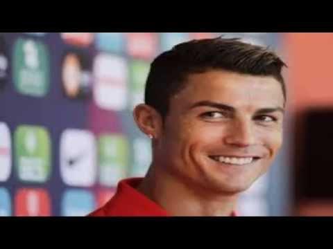 Cristiano Ronaldo cambia su corte de cabello Por UN bebe enfermo