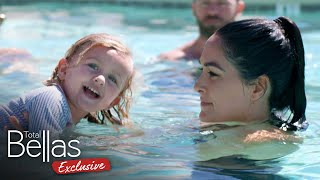 Birdie goes SWIMMING! - Total Bellas Exclusive