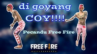 Download Mp3 Dj Remix-pecandu Free Fire||aron Kumendong