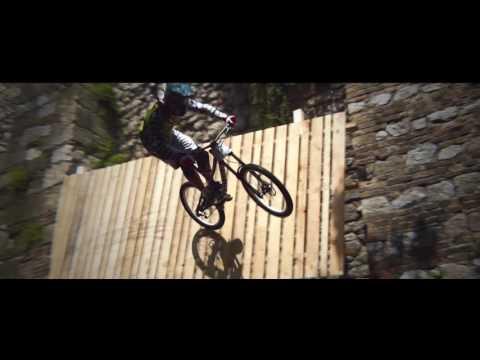City Downhill World Tour Bratislava teaser / june