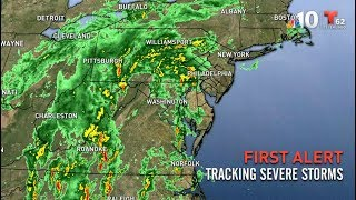 Live Weather Radar: Storms Headed to Philly | NBC10 Philadelphia