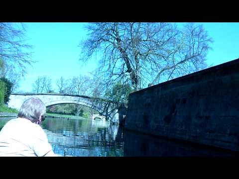 Cambridge College and Punting
