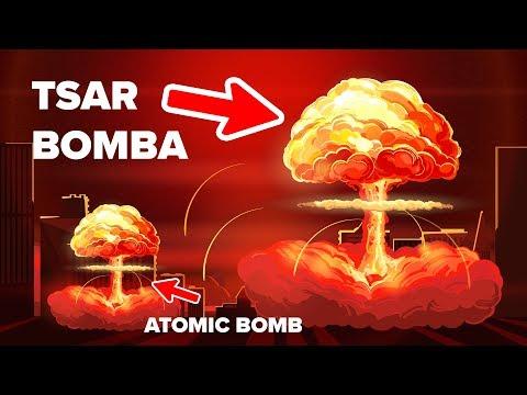 How Powerful Is The Tsar Bomba?