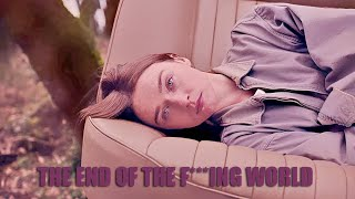 Graham Coxon - Threw It Away (Lyric video) • The End of The F***ing World   S2 Soundtrack