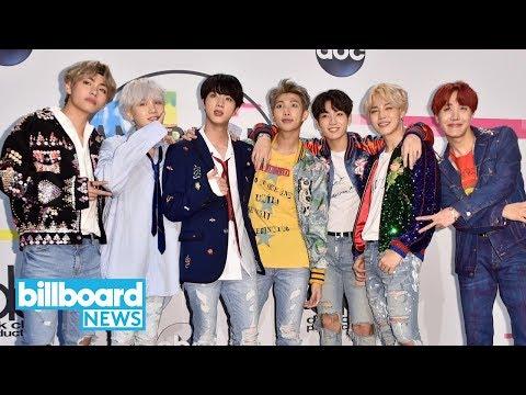 Artists Express Interest in Working With BTS | Billboard News