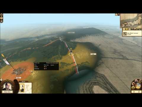Shogun 2 - Fall of the Samurai: Lets Play as Choshu - Episode 1