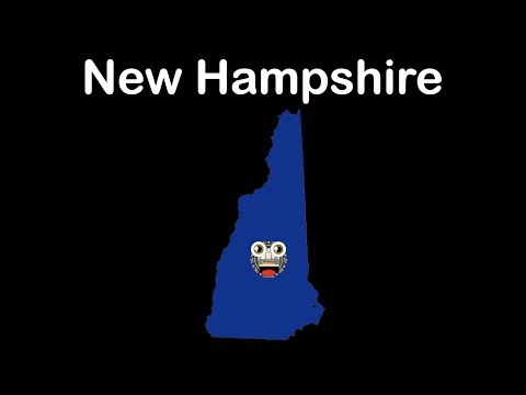 New Hampshire/New Hampshire State/New Hampshire Geography