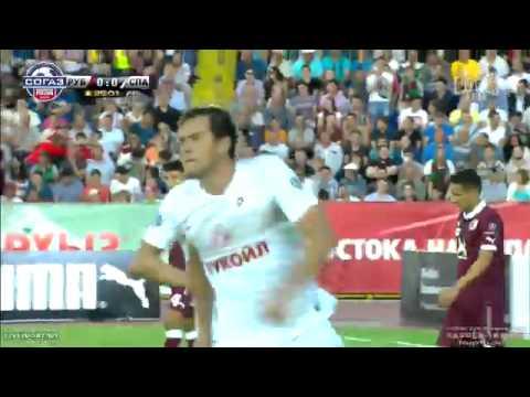 Рубин - Спартак 0:1 Гол Артем Дзюба HD!