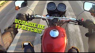 ИЖ Юпитер ВОДЯНОЕ ОХЛАЖДЕНИЕ Первое впечатление!)