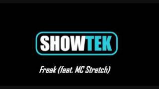 Watch Showtek Freak Feat Mc Stretch video