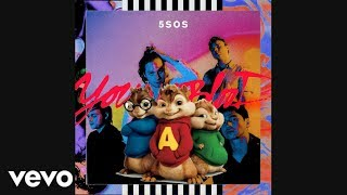 Alvin and The Chipmunks - Monster Among Men (Audio) [by 5 Seconds of Summer]