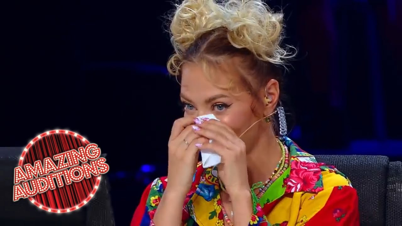 OUTSTANDING X Factor Audition STUNNED Judges And Made Them CRY | Amazing Auditions