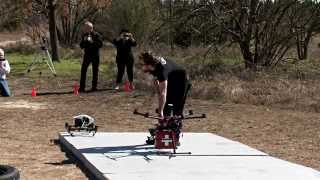 UAVDirect Search and Rescue Drone with FLIR and Payload Drop System