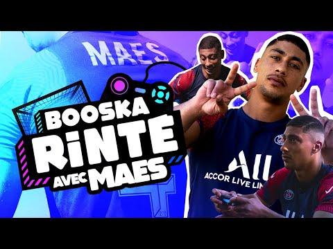 Youtube: Booska'Rinté avec Maes!