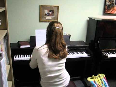 Springs of Living Water - a two piano duet that I played with a friend several years ago