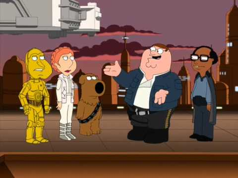 Family Guy -That's Sarge Over There