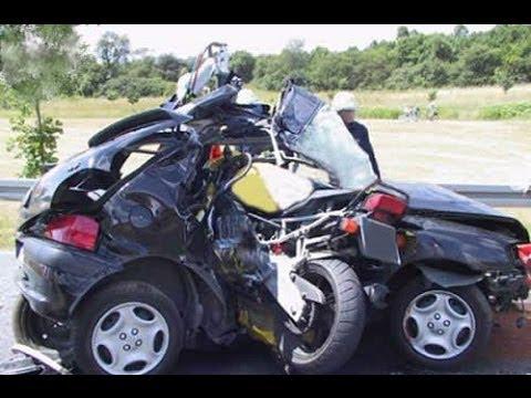 Drole Top Route La Plus Choquante Accident De Voiture Youtube