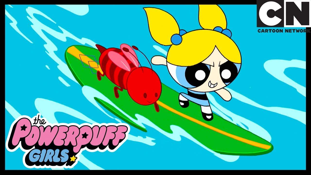 Bubble's Makes A Friend | Powerpuff Girls | Cartoon Network