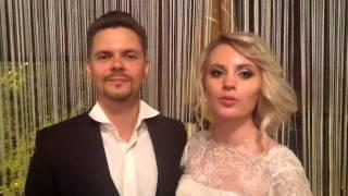 Николай и Юлия. Свадьба 30 мая 2015. Ведущий Андрей Огнев