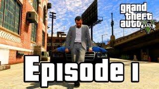 GTA 5: Début du Jeu | Premières Missions | ATTENTION SPOIL!  [FR]