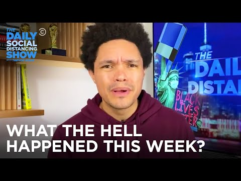 What the Hell Happened This Week? - Week of 12/7/2020 | The Daily Social Distancing Show
