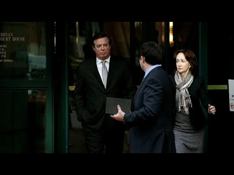 Is there already evidence of collusion between Paul Manafort, the Trump campaign and Russia?