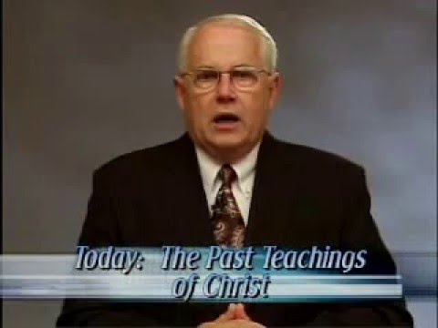 The Past Teachings of Christ - Steve Atwood