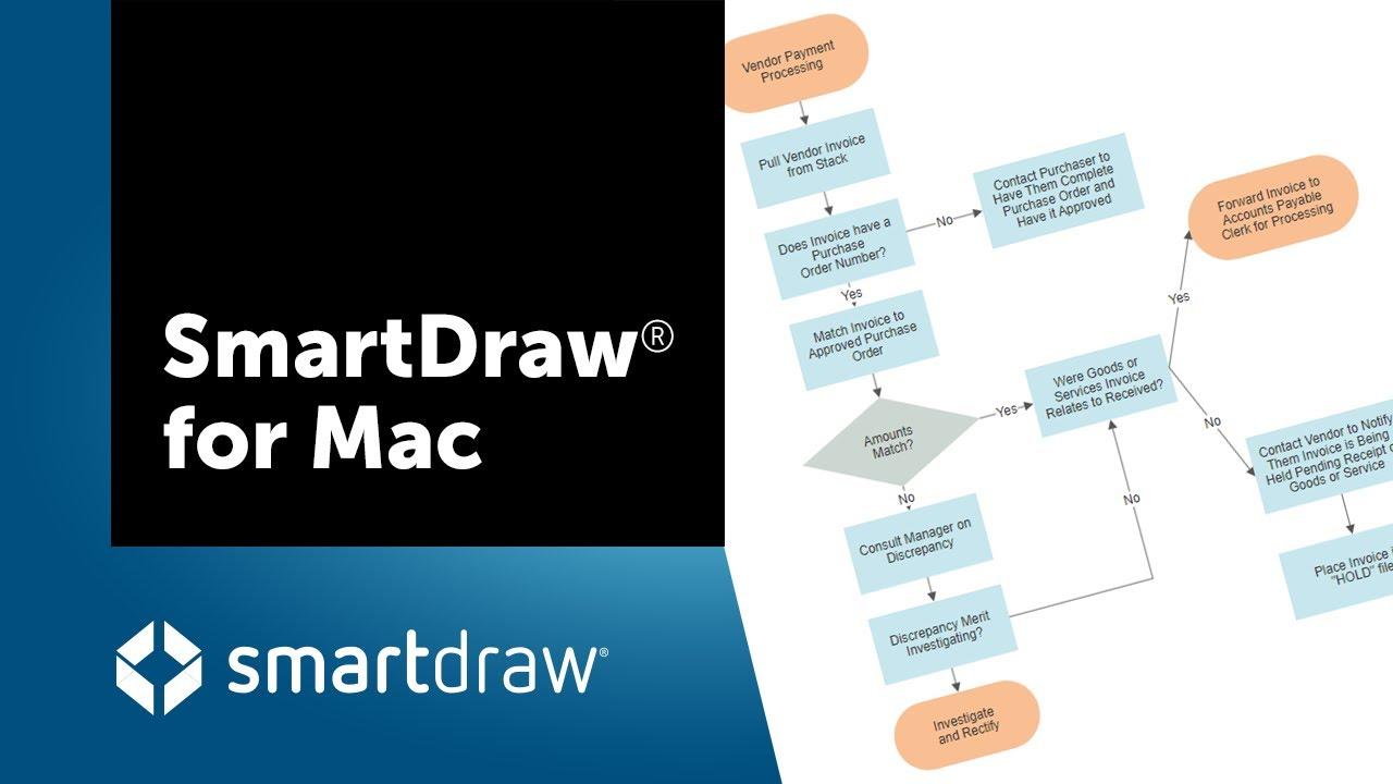 smartdraw for mac youtube