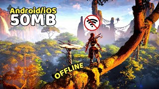 Top 10 Offline Android & IOS Games Under (50MB) [JD GamingWolf]