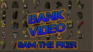 runescape 2007   bank video   the bank of a pker