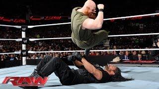 The Shield vs. The Wyatt Family: Raw, March 3, 2014
