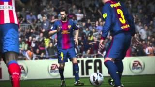 Fifa 14 - Trail EA (E3 2013)