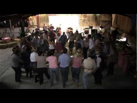 Black Velvet Band - Circassian Circle - brilliant barn dance finish!