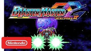 Blaster Master Zero 2 - Launch Trailer - Nintendo Switch