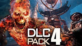 """NEW WW2 ZOMBIES DLC 4 MAP LEAKED: """"FROZEN DAWN"""" Zombies Map! (Call of Duty WW2 Zombies)"""