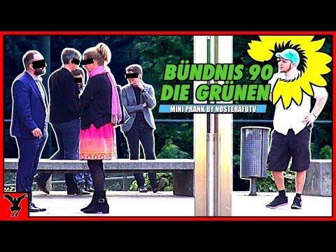 "The Green Party PRANK (Die ""Grünen"" Prank) - 동영상"