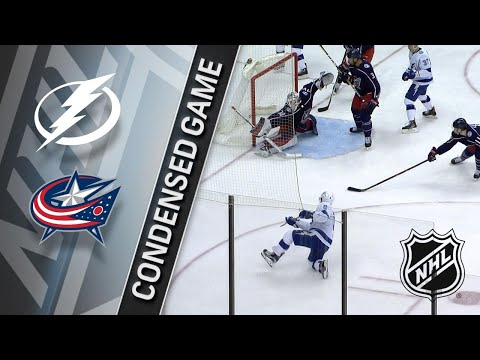 12/31/17 Condensed Game: Lightning @ Blue Jackets