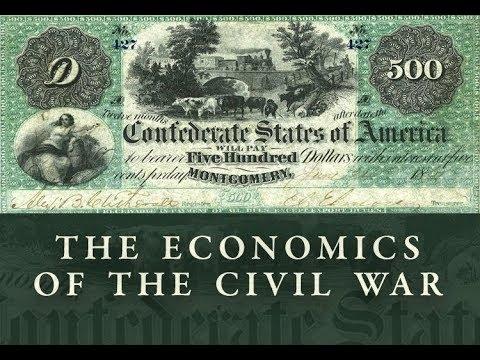 The Economics of the Civil War - Lecture 2   Mark Thornton