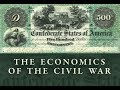 The Economics of the Civil War (Lecture 2: Economic Tools for Understanding the War) Mark Thornton
