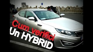 Mai faina decat o Toyota Prius. Kia Optima Hybrid second hand :)